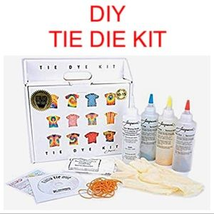 DIY TIE-DYE KIT Design your own Just add water NEW